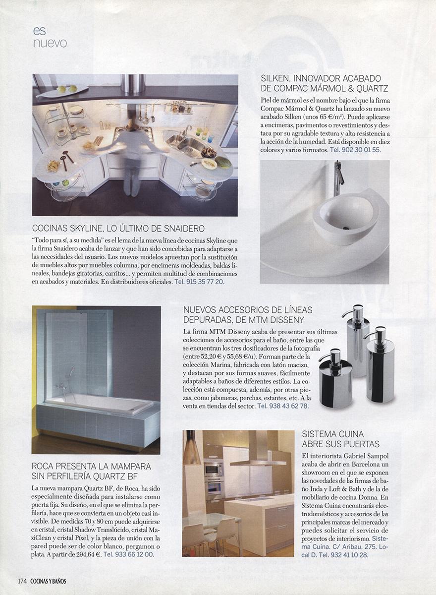 El Mueble (Cocinas y baños)